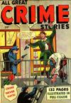 Cover for All-Great Crime Stories (Fox, 1949 series)