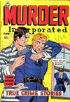 Cover for Murder Incorporated (Fox, 1950 series) #5 [1]