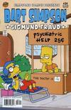 Cover for Simpsons Comics Presents Bart Simpson (Bongo, 2000 series) #34
