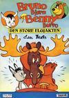 Cover for Bruno Bjørn og Benny Burro (Semic, 1991 series) #[1] - Den store elgjakten