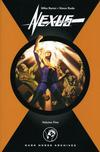 Cover for Nexus Archives (Dark Horse, 2006 series) #5