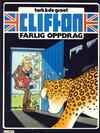Cover for Clifton (Semic, 1982 series) #[2] - Farlig oppdrag