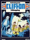 Cover for Clifton (Semic, 1982 series) #[6] - Kidnapping