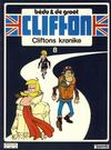 Cover for Clifton (Semic, 1982 series) #8 - Cliftons krønike
