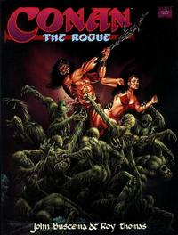 Cover Thumbnail for Conan the Rogue (Marvel, 1991 series)