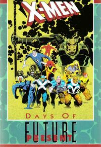Cover Thumbnail for X-Men: Days of Future Present (Marvel, 1991 series)