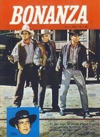 Cover Thumbnail for Bonanza (Serieforlaget / Se-Bladene / Stabenfeldt, 1964 series) #2/1965