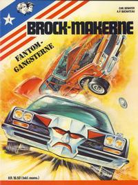 Cover Thumbnail for Brock-makerne (Winthers forlag, 1979 series) #1 - Fantom-gangsterne