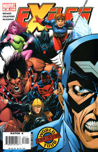 Cover Thumbnail for Exiles (Marvel, 2001 series) #81 [Direct Edition]