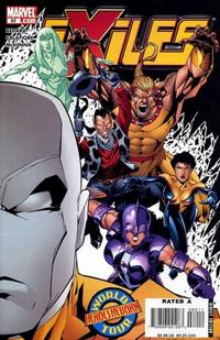 Cover Thumbnail for Exiles (Marvel, 2001 series) #82 [Direct Edition]
