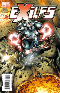 Cover Thumbnail for Exiles (Marvel, 2001 series) #87