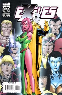 Cover Thumbnail for Exiles (Marvel, 2001 series) #89
