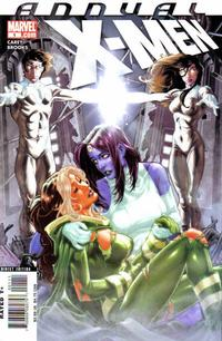 Cover Thumbnail for X-Men Annual (Marvel, 2007 series) #1