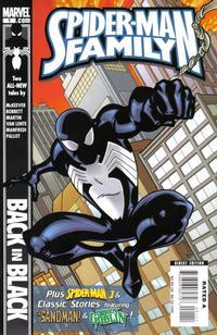 Cover Thumbnail for Spider-Man Family (Marvel, 2007 series) #1