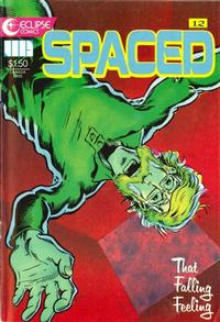 Cover Thumbnail for Spaced (Eclipse, 1986 series) #12