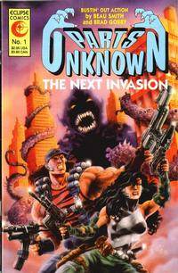 Cover Thumbnail for Parts Unknown II: The Next Invasion (Eclipse, 1993 series) #1