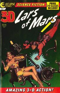 Cover Thumbnail for Lars of Mars 3-D (Eclipse, 1987 series) #1