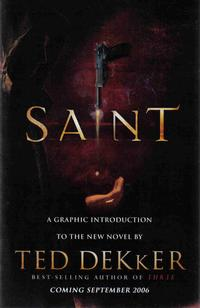 Cover Thumbnail for Ted Dekker's Saint: A Graphic Introduction (Alias, 2006 series)