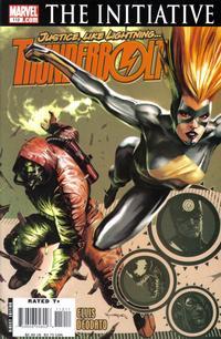 Cover Thumbnail for Thunderbolts (Marvel, 2006 series) #112