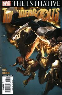 Cover Thumbnail for Thunderbolts (Marvel, 2006 series) #113