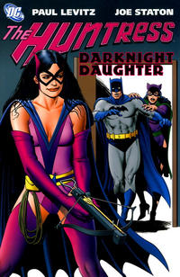Cover Thumbnail for Huntress: Darknight Daughter (DC, 2006 series)