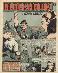 Cover Thumbnail for Blackhawk (T. V. Boardman, 1948 series) #20