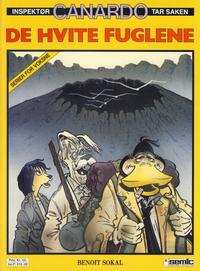 Cover Thumbnail for Canardo (Semic, 1987 series) #[5] - De hvite fuglene