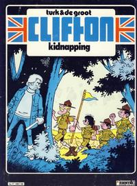 Cover Thumbnail for Clifton (Semic, 1982 series) #[6] - Kidnapping