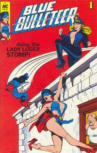 Cover Thumbnail for The Blue Bulleteer (AC, 1989 series) #1