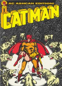 Cover Thumbnail for Catman Ashcan (AC, 1995 series) #1