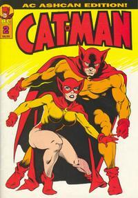 Cover Thumbnail for Catman Ashcan (AC, 1995 series) #2