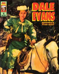 Cover Thumbnail for Dale Evans Western (AC, 1999 series) #1