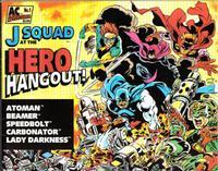 Cover Thumbnail for Hero Hangout (AC, 1998 series) #1
