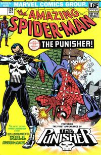 Cover Thumbnail for Amazing Spider-Man Vol.1, No. 129 (Lion's Gate Edition) (Marvel, 2004 series) #[nn]