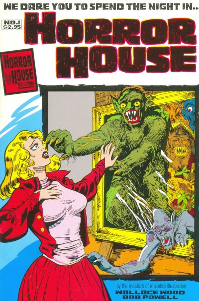 Cover for Horror House (AC, 1994 series) #1