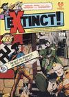 Cover for Extinct (New England Comics, 1991 series) #1