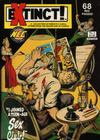 Cover for Extinct (New England Comics, 1991 series) #2