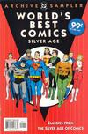 Cover for World's Best Comics: Silver Age Sampler (DC, 2004 series)