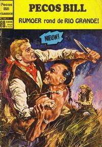 Cover for Pecos Bill Classics (Classics/Williams, 1971 series) #1