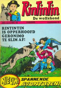 Cover Thumbnail for RinTinTin Classics (Classics/Williams, 1972 series) #2
