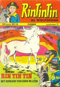 Cover Thumbnail for RinTinTin Classics (Classics/Williams, 1972 series) #11