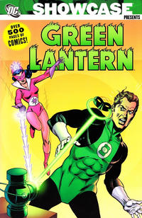 Cover Thumbnail for Showcase Presents Green Lantern (DC, 2005 series) #2