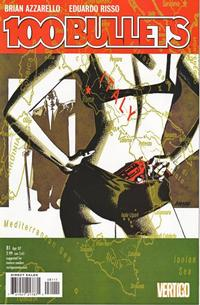 Cover Thumbnail for 100 Bullets (DC, 1999 series) #81