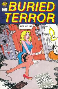 Cover Thumbnail for Buried Terror (New England Comics, 1995 series) #1