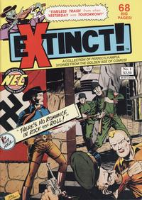 Cover Thumbnail for Extinct (New England Comics, 1991 series) #1