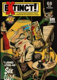 Cover Thumbnail for Extinct (New England Comics, 1991 series) #2