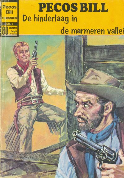 Cover for Pecos Bill Classics (Classics/Williams, 1971 series) #5