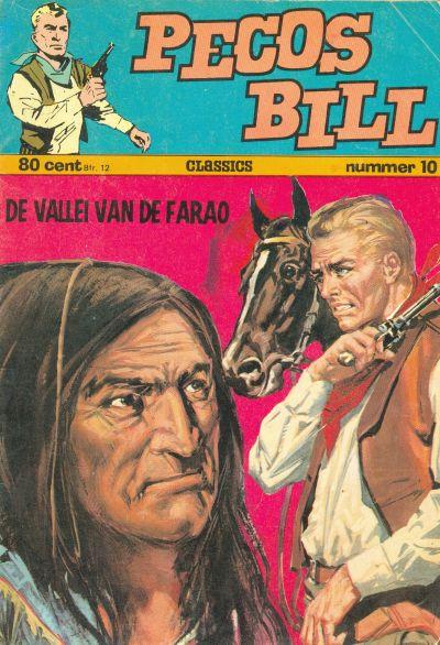 Cover for Pecos Bill Classics (Classics/Williams, 1971 series) #10