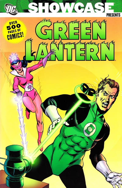 Cover for Showcase Presents Green Lantern (DC, 2005 series) #2