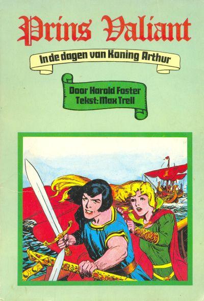 Cover for Prins Valiant (Amsterdam Boek, 1973 series) #1